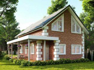 Крутой дом 151.7 м2 — за 24310 $ ПОД КЛЮЧ с ОТДЕЛКОЙ!