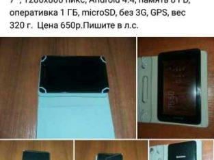 Продается планшет Lenovo A 3500 FL