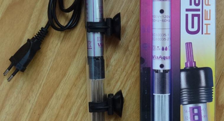 Нагреватель с терморегулятором для аквариума, ViaA