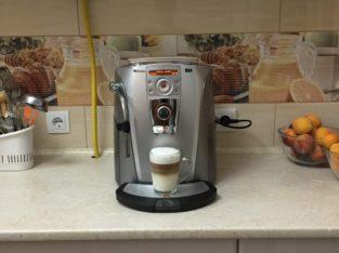 Пей лучший кофе нажав лишь на кнопку! Saeco Talea Ring