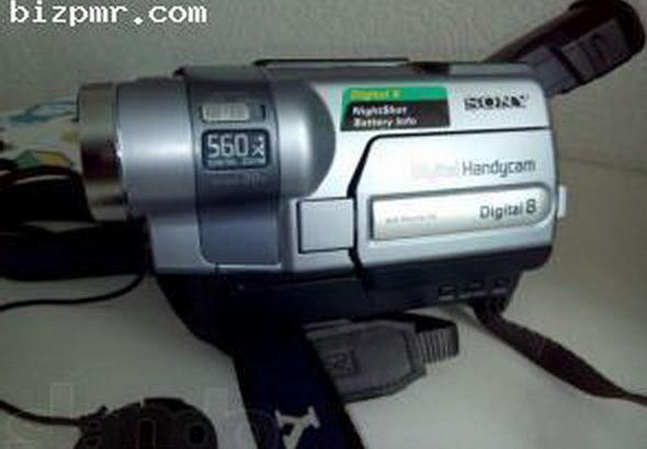 Видеокамера sony handycam8 tvr14e