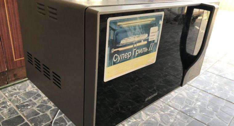 Микроволновая печь Samsung PG838R-S