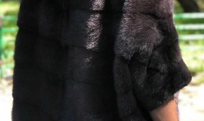 Женские норковые монто