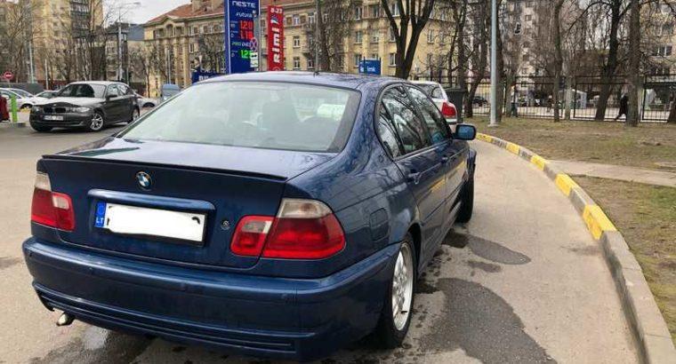 BMW 320 E46 Diesel 2.0
