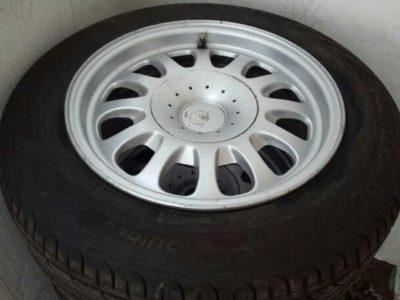 Продам оригинальные диски 31 стиля на BMW R15 5×120