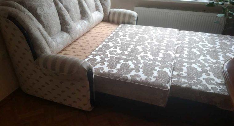 Sofa și Fotoliu