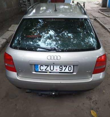 Продаю срочно Audi A4 B5 универсал