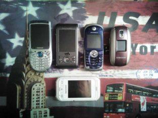 Телефоны по 150 лей