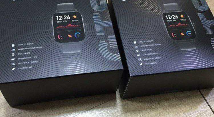 Продам. Новинка. Xiaomi Amazfit GTS.