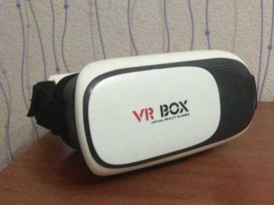Продам очки виртуальной реальности