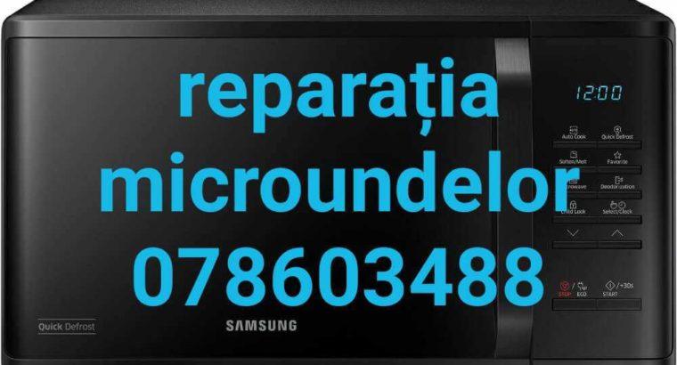 Reparația microunde !!!