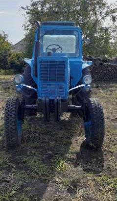 Vind tractor
