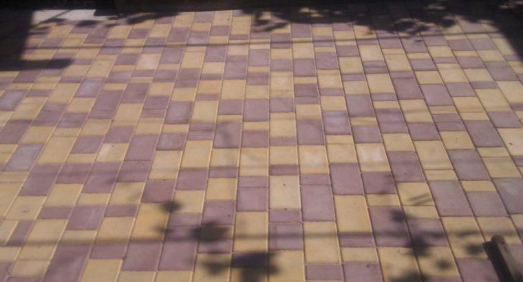 Тротуарная плитка.Бордюры.