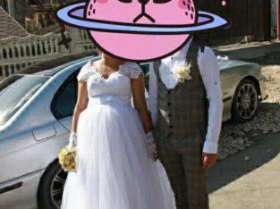 Продаю свадебное платье или даю на прокат
