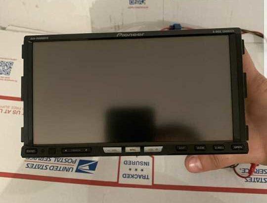 Pioneer AVH-P6000DVD 7 дюймов (оригинал)