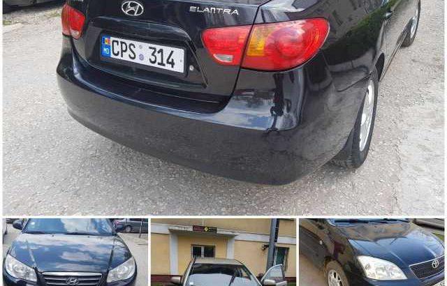 Chirie auto de la 12 euro