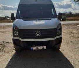 Vind Volkswagen Crafter