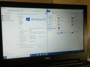 NTB Dell Inspiron 3000 продам