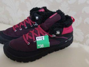 Женская термо обувь. Новая из Италии по низким ценам