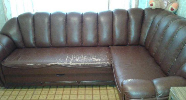 Ремонт и изготовление мягкой мебели