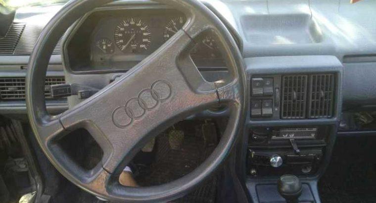 Audi 100 сигара универсал на запчасти