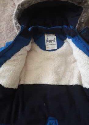 Продам куртку для мальчика на 2-3 года новая