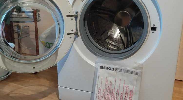 Стиральная машинка Bеко