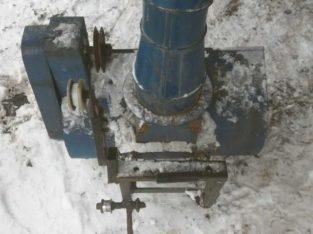 Роторный снегоуборщик для мини-трактора и мотоблока
