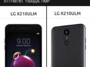 Продам LG K8+ (2018)