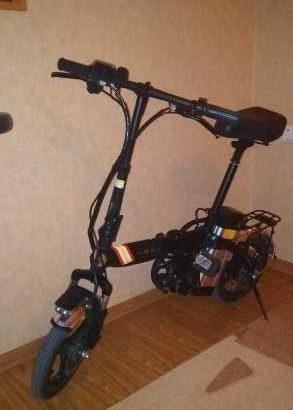 Электро велосипед 48V-15A за 500 евро