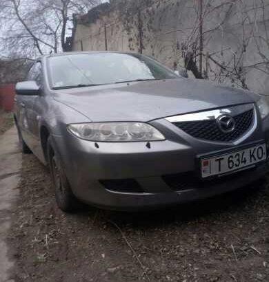Продаю срочно Mazda 6