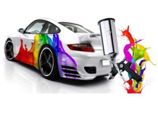 СТО «Механика» — Профессиональная покраска вашего авто.