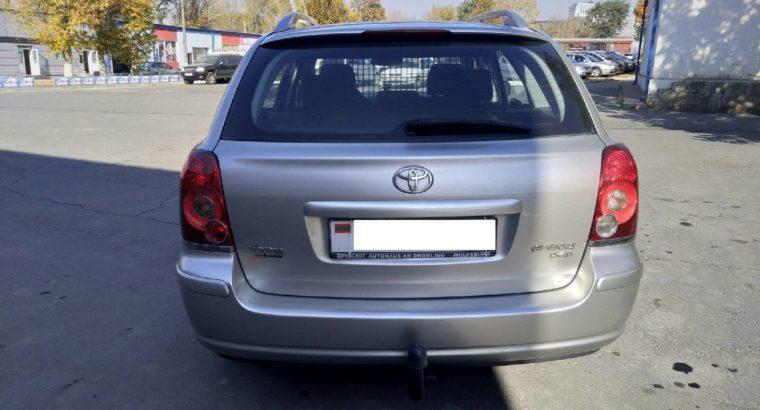 Продам или обмен Toyota avensis 2007 г.в.