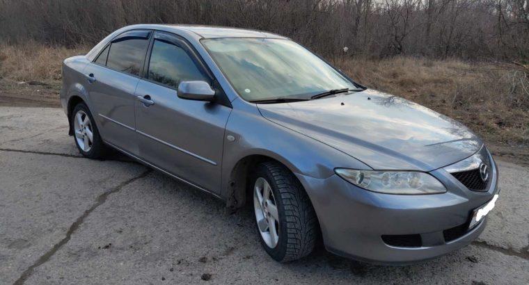 Продам или обмен Mazda 6 2003 г.в