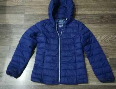 Детская новая куртка 6-7 лет