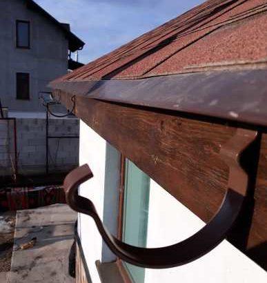 Sistema de scurgere водосточная система
