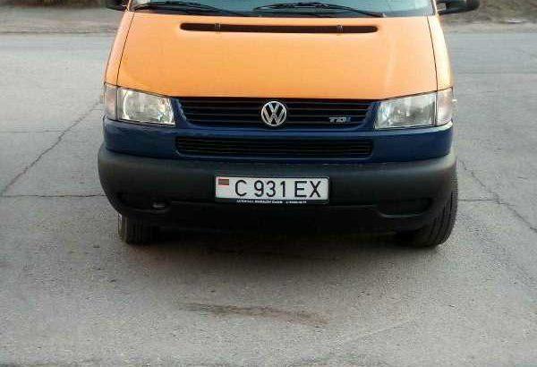 Продам Volkswagen Caravella 2002 2.5. TDI Состояние отличное