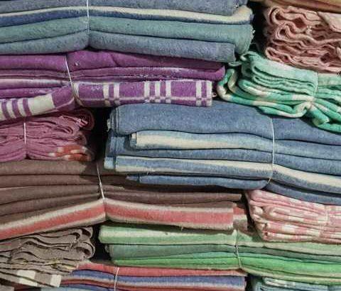 Одеяла байковые