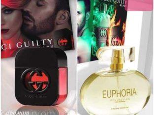 Vînd parfumuri originale.