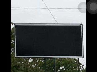 Продам баннер б/у размер 6 на 3 цена 350 лей