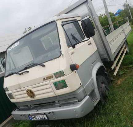 Продам грузовик на ходу срочно