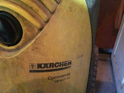 KARCHER продам аппарат