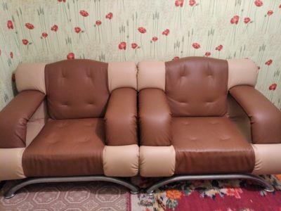 Раскладные кресла в отличном состоянии
