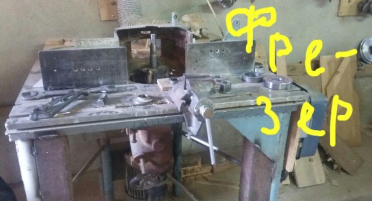 Промышленное оборудование, станки, вентиляция