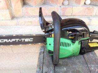 Продам бензопилу Craft-tec