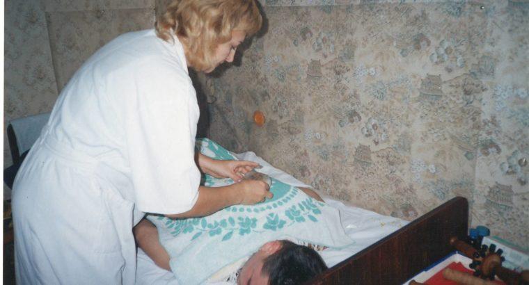 Уникальный массажно-лечебный комплекс. Опыт 30лет.