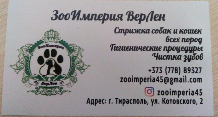 Салон красоты для Животных!!!