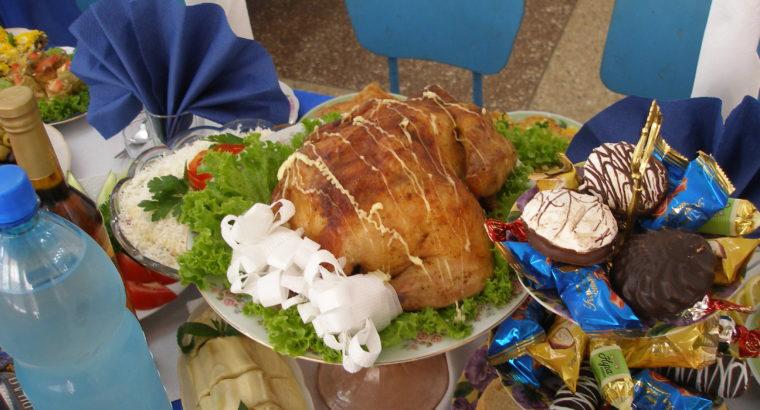 Домашняя еда на заказ