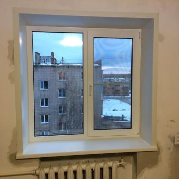 Окна и двери ПВХ в Тиарсполе