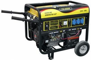 Генераторы от 2 до 5 кВт
